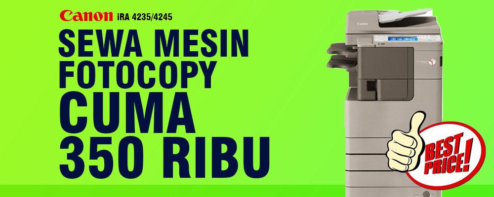 Sewa Fotocopy Murah 350rb
